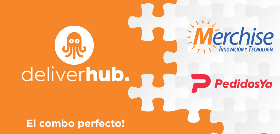 DeliverHub integrado con PedidosYa