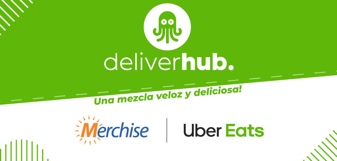 DeliverHub integrado con UberEats